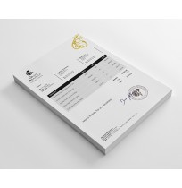 Professional Purhase Order Template Design - Sage X3