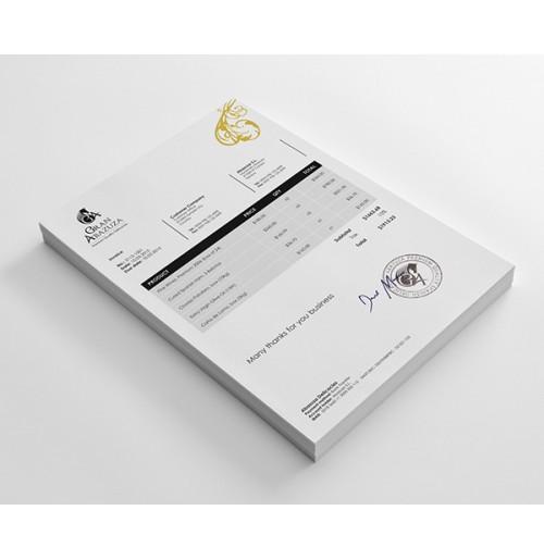 Professional Purhase Order Template Design - Dynamics GP