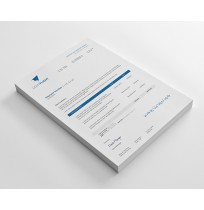 Clean and Modern Remittance Design - Sage X3